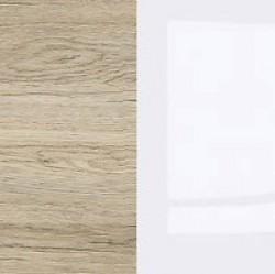 sanremo-magas fényű fehér