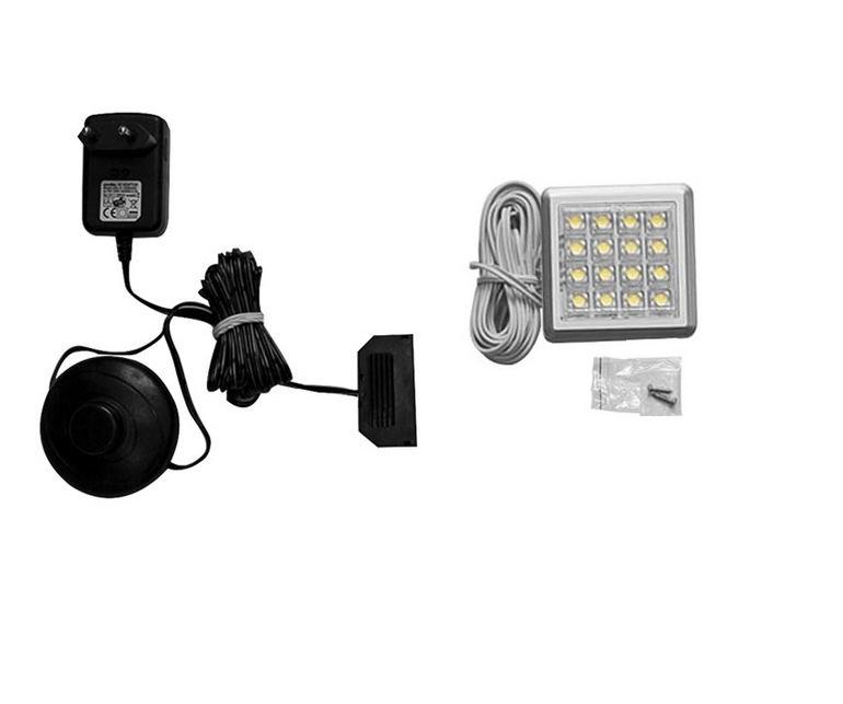 Genetic LED világítás 3DB
